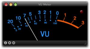 Medidor VU